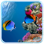 IOS 7 Marine Aquarium Theme