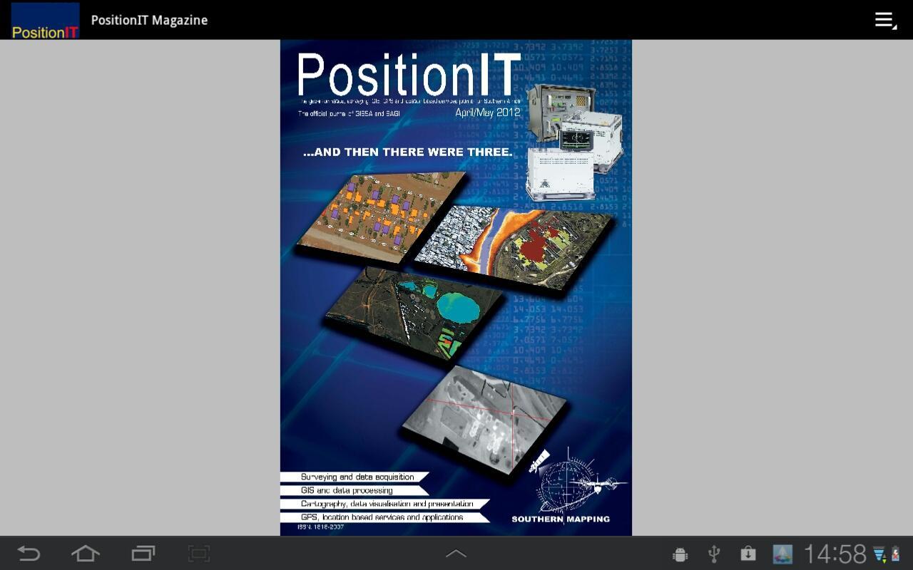 PositionIT Magazine- screenshot