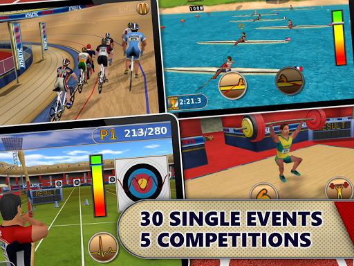 Athletics: Summer Sports Free 1.7 screenshots 12