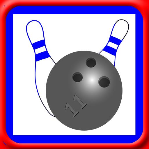 保齡球遊戲 體育競技 LOGO-玩APPs