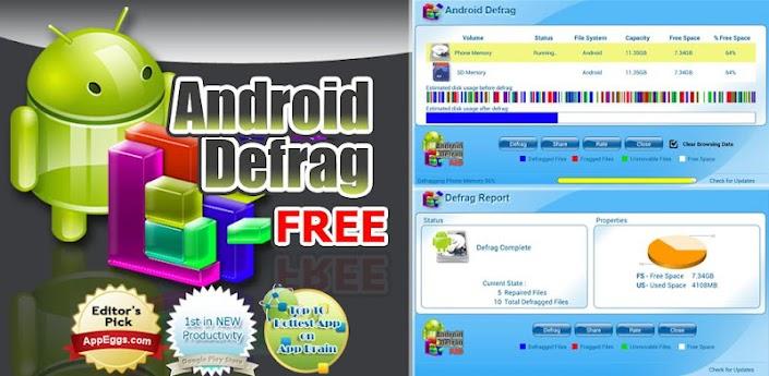 Android Defrag GRATIS