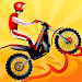 Moto Race Pro -- physics motorcycle racing game Icon