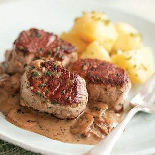 10 Best Sauteed Pork Tenderloin Medallions Recipes