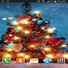 Heart Christmas Tree LWP icon