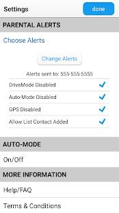 AT&T DriveMode - screenshot thumbnail