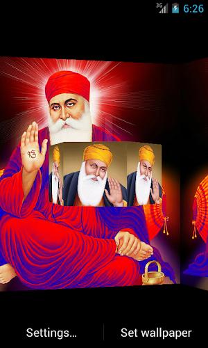 Guru Nanak Dev Ji 3d Lwp On Google Play Reviews Stats