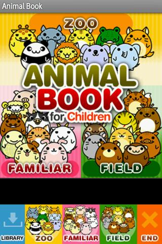 Animal Book for Children 1.7 Windows u7528 1