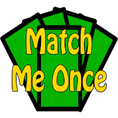 Match Me Once - Free