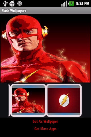 Flash Wallpapers - screenshot