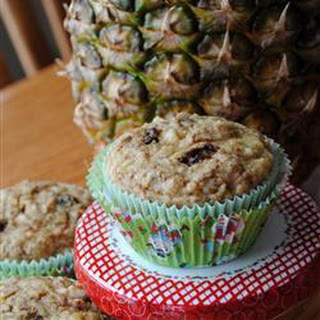 Pineapple Muffins Healthy Recipes.