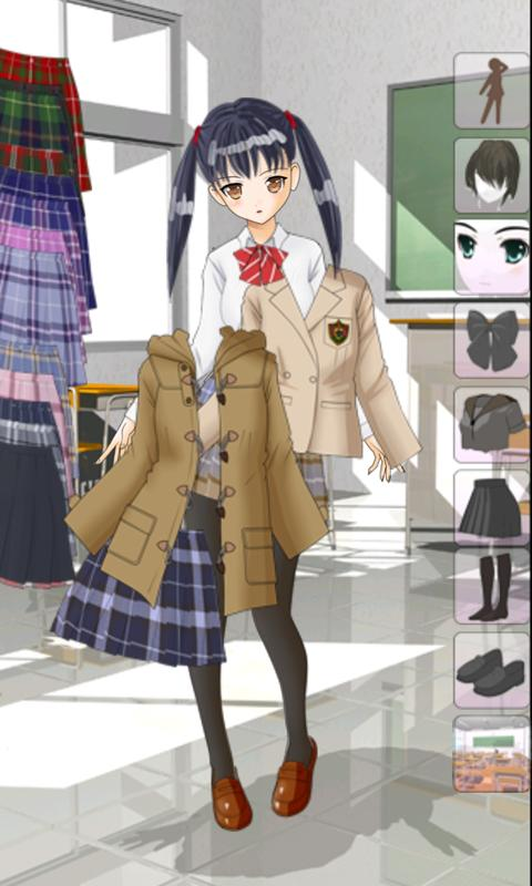 Dress Up School Brand- screenshot