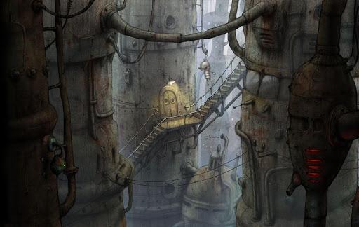 Machinarium  screenshots 17