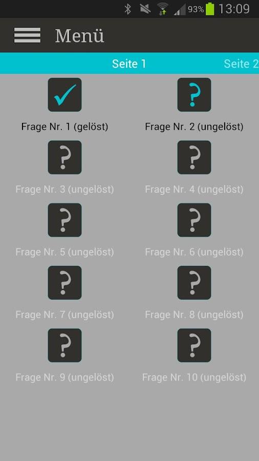 Das Schwerste Quiz Der Welt Android Apps On Google Play