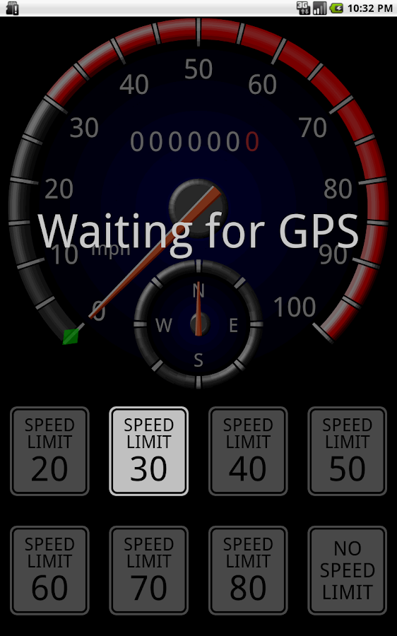 Speed Watcher Pro- screenshot