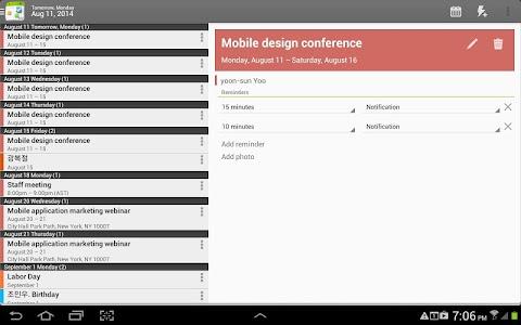 Calendar + Planner Scheduling v1.06.77