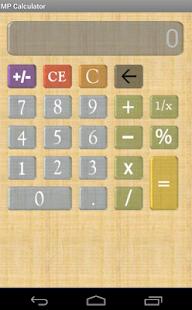 Multi-Purpose Calculator screenshot
