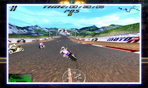 Fast Racing Moto Speed 3D