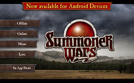 Summoner Wars Screenshot 1