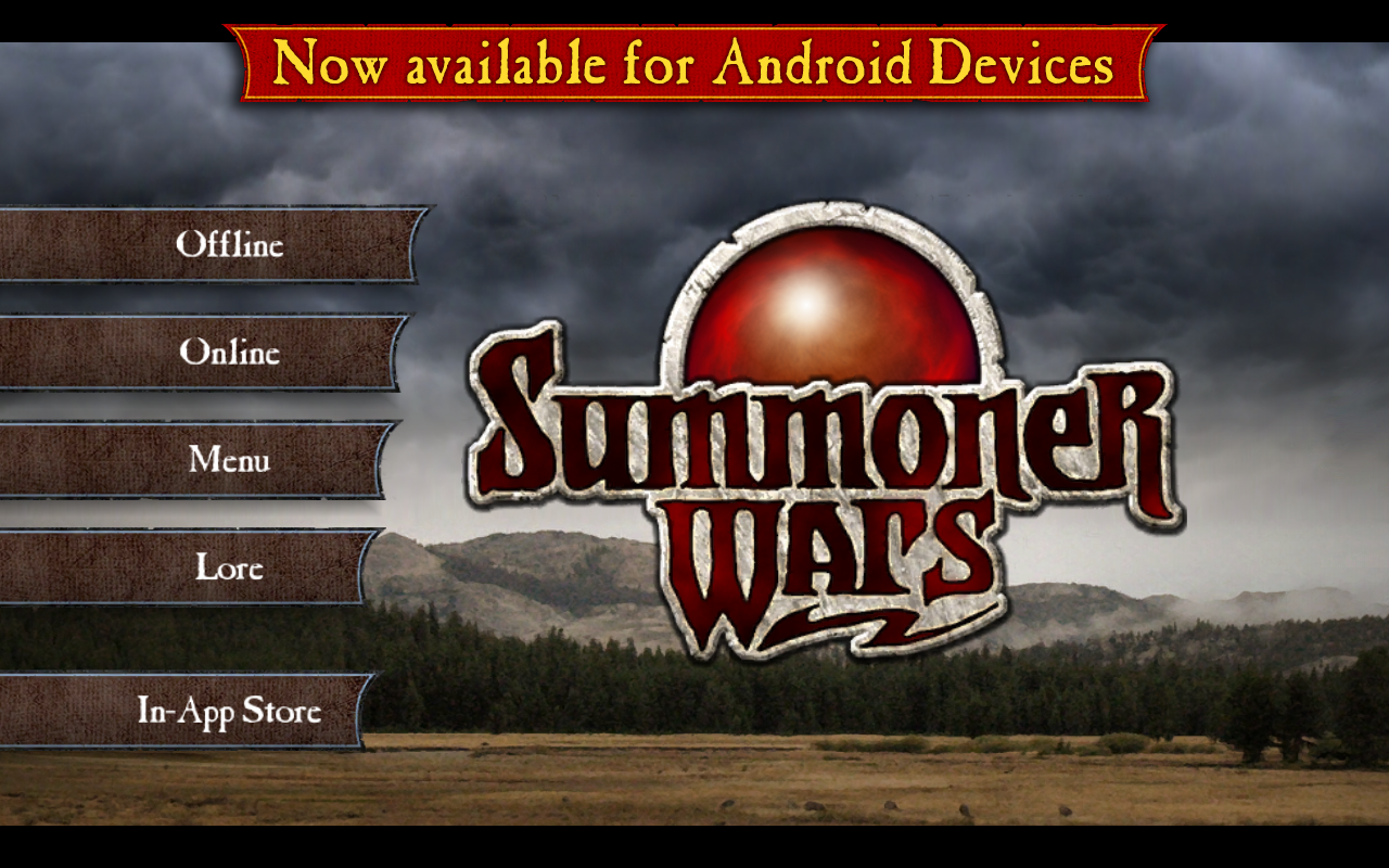 Summoner Wars- screenshot