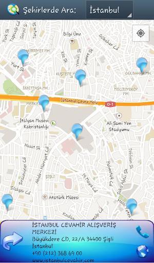 玩交通運輸App|Nerede Bu AVM ?免費|APP試玩