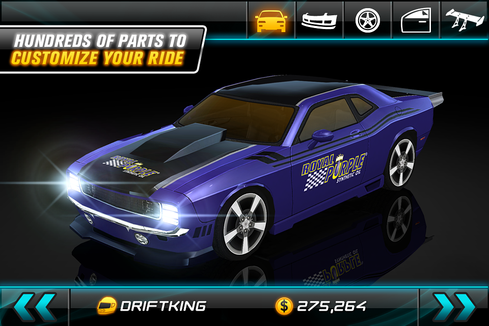 Drift Mania: Street Outlaws - screenshot