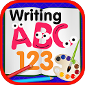 ABC 123 Writing Coloring Book icon