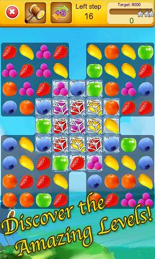 玩免費益智APP|下載Fruit Crush Sweet app不用錢|硬是要APP