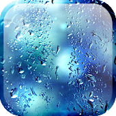 Blue Rain Live Wallpaper