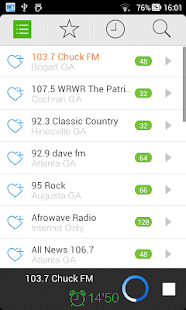 Georgia Internet Radio - screenshot thumbnail