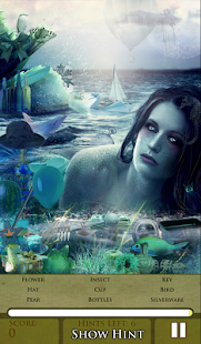 Hidden Object - Atlantis Free!- screenshot thumbnail