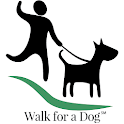 Walk for a Dog icon