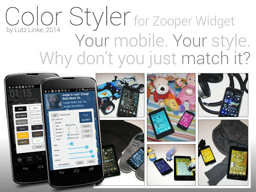 ZW Color Styler