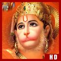 New Lord Hanuman HD Live Wall icon