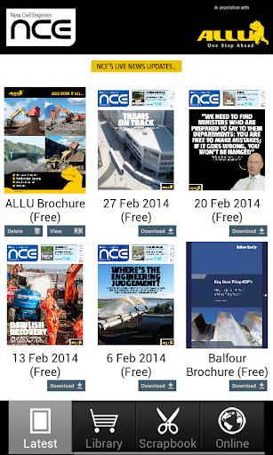 NCE Magazine