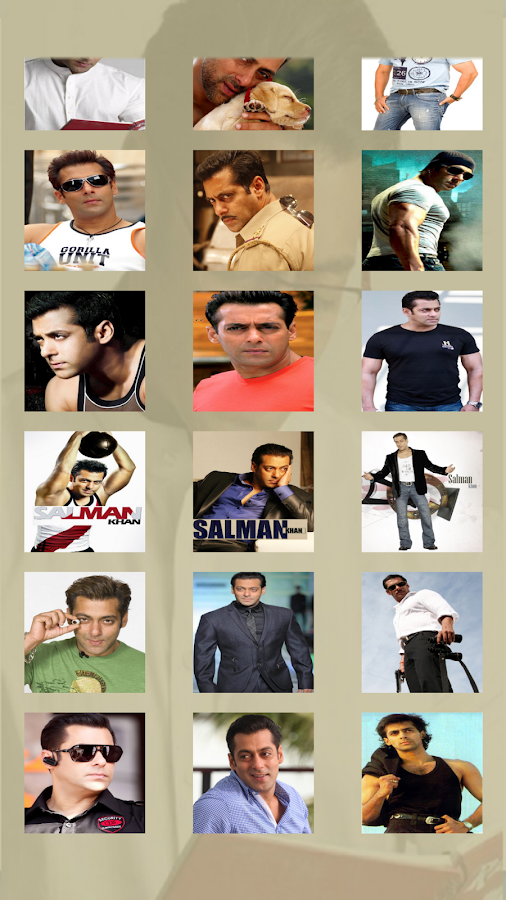 Salman Khan Album - screenshot