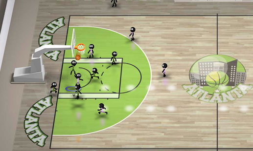 Stickman Basketball- screenshot thumbnail