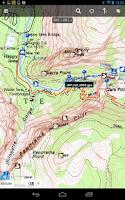 Screenshot of Gaia GPS: Topo Maps and Trails