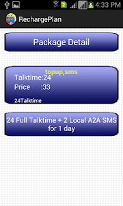 Recharge Plan screenshot 4