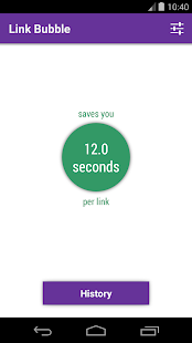 Link Bubble Browser- screenshot thumbnail
