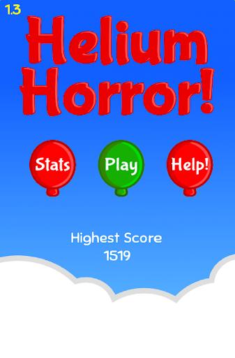 Helium Horror