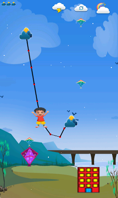 Catch The Kite - screenshot