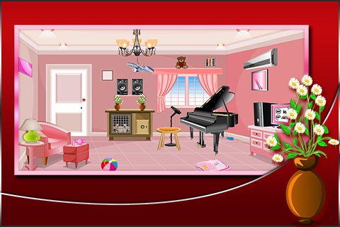 Piano Room Escape - screenshot