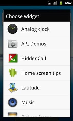HiddenCall Unlock Key Screenshot