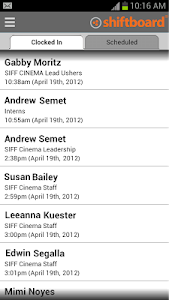 Shiftboard People Scheduling screenshot 2