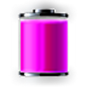 Pink Battery logo