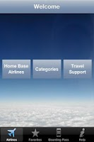 Screenshot of Airline Flight Check-In Free