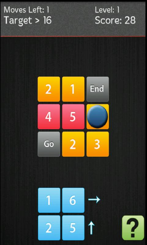 One Step Math Free - screenshot