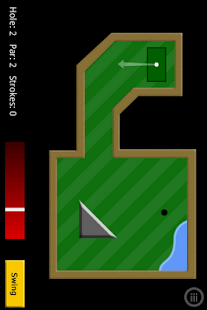 Fun-Putt Mini Golf Lite - screenshot thumbnail