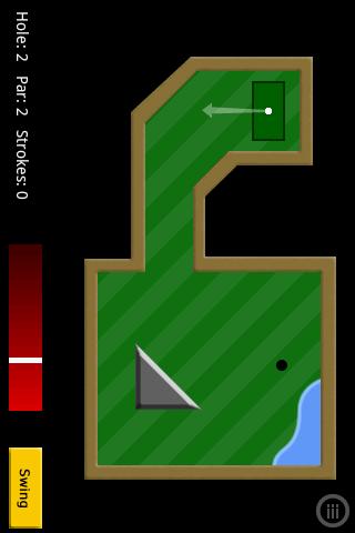 Fun-Putt Mini Golf Lite - screenshot