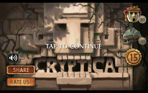Cryptica Lite - screenshot thumbnail